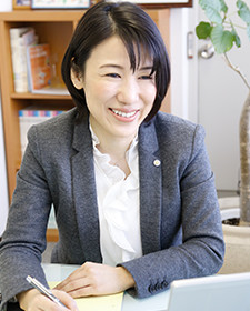 司法書士事務所ともえみ 代表司法書士・家族信託専門士 山口 良里子