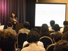 10月4日 東成区女性団体協議会様にてセミナー開催