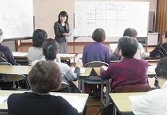 3月26日 ぱるむ葬祭展@寝屋川西香里地域活動委員会セミナー