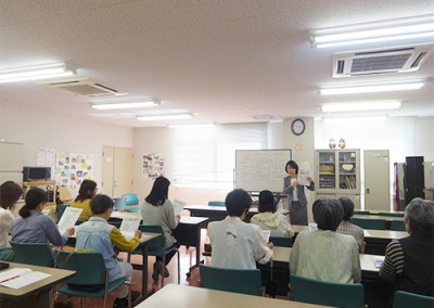 【終了】5月14日 エンディングノート学習会